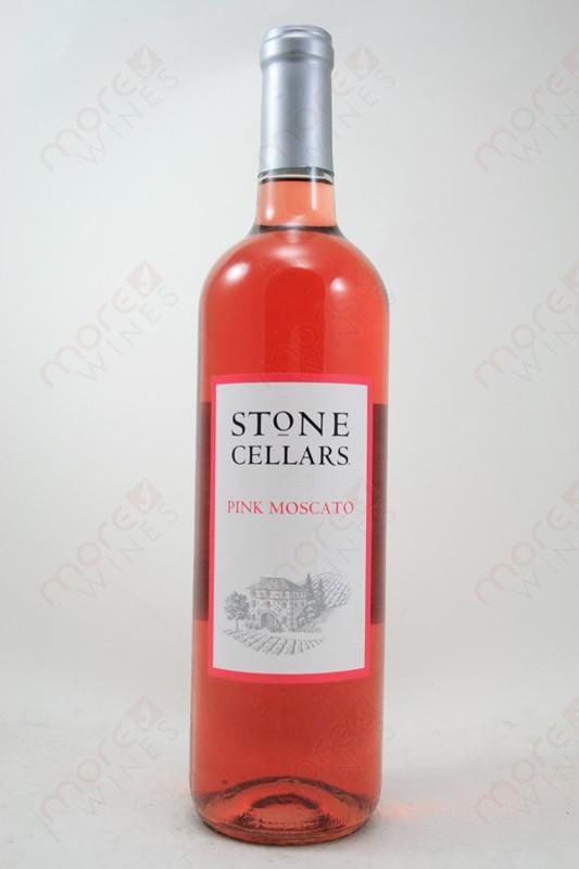Stone Cellars Pink Moscato 750ml Morewines