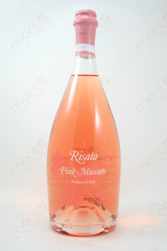 Risata Pink Moscato 750ml Morewines