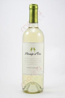 Menage a Trois Pinot Grigio 2016 750ml