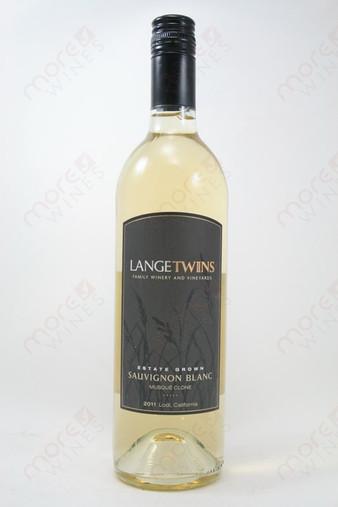 Lange Twins Sauvignon Blanc 2011 750ml