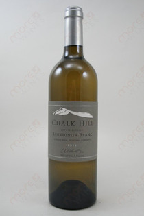 Chalk Hill Sauvignon Blanc 2012 750ml