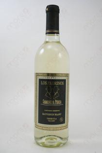 Los Padrinos Sauvignon Blanc 2013 750ml