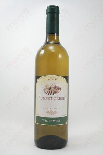 Sunset Creek White Wine750ml