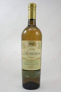 Conundrum White Wine 2012 750ml