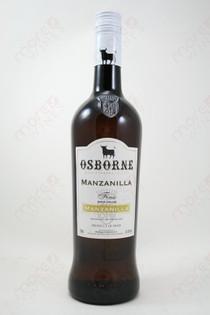 Osborne Manzanilla Fina 750ml