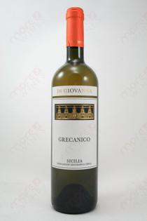 Di Giovanna Grecanico White Wine 2008 750ml