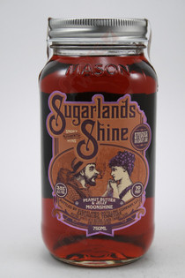 Sugarlands Shine Peanut Butter & Jelly Moonshine 750ml