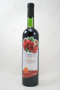 Discover Pomegranate Wine 750ml