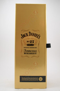 Jack Daniel's No. 27 Gold Double Barreled Tennessee Whiskey 750ml