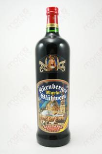 Weinkellerei Gerstacker Nurnberger Markt-Gluhwein 1L