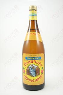 Possman Frankfurter Apfelwein Apple Cider 1L