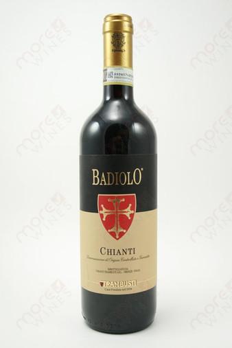 Trambusti Italy Badiolo Chianti 2014 750ml