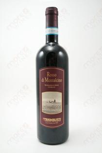 Trambusti Italy Rosso di Montalcino 2012 750ml