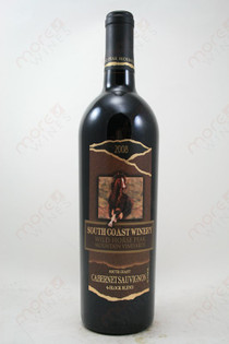 South Coast Winery Cabernet Sauvignon 4-Block Blend 2008 750ml