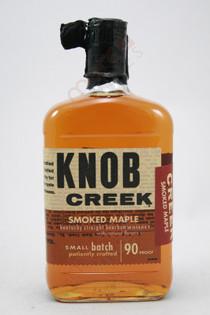 Knob Creek Smoked Maple Whiskey 750ml