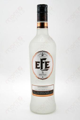 EFE Triple Distilled Raki 750ml