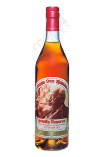 Pappy Van Winkle 20 Year Bourbon Whiskey 750ml