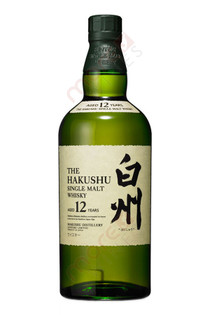 Suntory Hakushu 12 Year Single Malt Whiskey 750ml