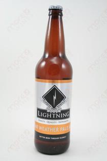 Lightning Fair Weather Pale Ale 22fl oz