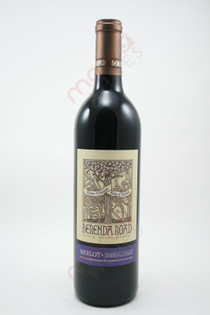 Berenda Road South Coast Merlot 750ml