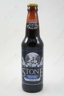 Stone Smoked Porter with Vanilla Bean 12fl oz