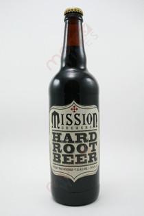Mission Brewery Hard Root Beer 22fl oz
