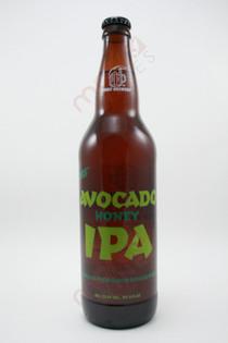 Surf Brewery Avocado Honey IPA 22fl oz