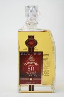 El Tequileno 50 Aniversario Anejo Tequila 750ml