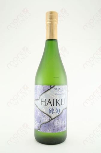 Gekkeikan Sake Premium Select Haiku 750ml