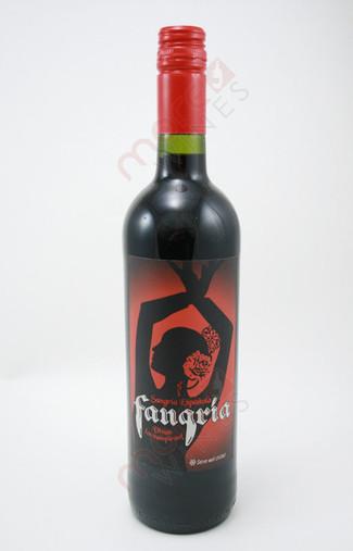 Fangria Sangria Espanola 750ml