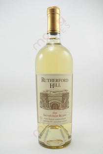 Rutherford Hill Napa Valley Sauvignon Blanc 2012 750ml