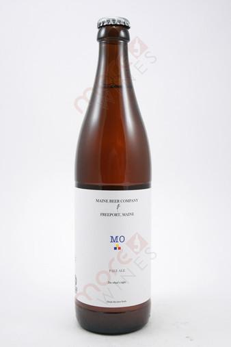Maine Beer Company MO Pale Ale 500ml