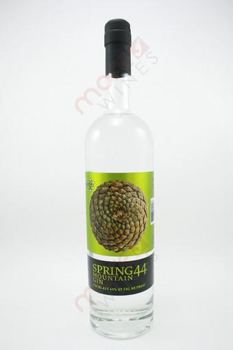 Spring 44 Mountain Gin 750ml