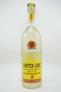 Crater Lake Sweet Ginger Vodka 750ml