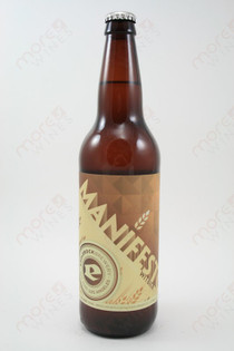 Eagle Rock Manifesto Witbier 22fl oz