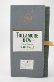 Tullamore Dew Irish Whiskey Single Malt Aged 18 Years 750ml