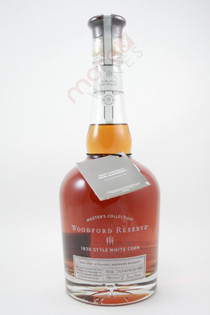 Woodford Reserve Master's Collection 1838 Style White Corn Kentucky Straight Bourbon Whiskey 750ml