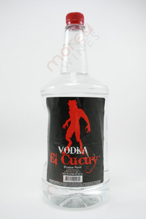 El Cucuy Vodka 1.75L