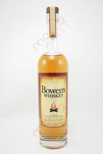 Bowen's Whiskey 750ml
