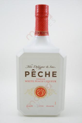 John Dekuyper and Sons Peche White Peach Liqueur 750ml