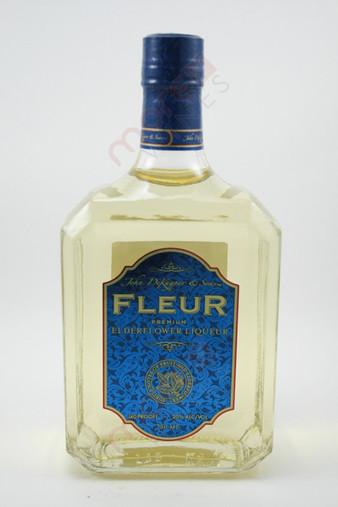 John Dekuyper and Sons Fleur Elderflower Liqueur 750ml