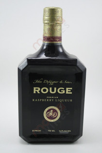 John Dekuyper and Sons Rouge Raspberry Liqueur 750ml