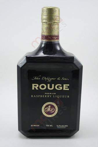 John Dekuyper and Sons Rouge Raspberry Liqueur 750ml