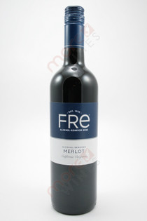 Sutter Home Fre Alcohol Removed Merlot 750ml