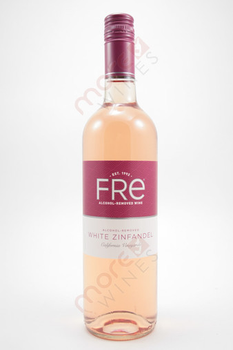 Sutter Home Fre Alcohol Removed White Zinfandel 750ml