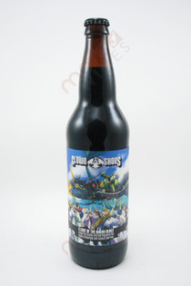 Clown Shoes Flight Of The Angry Beast 22oz