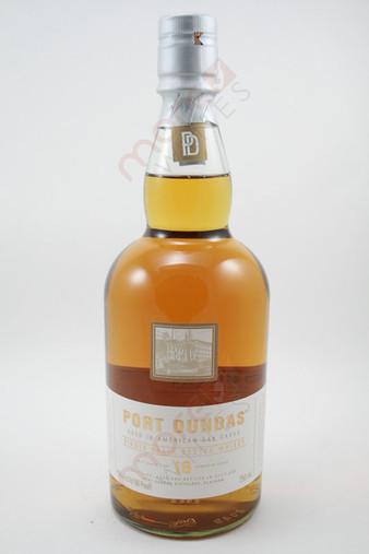 Port Dundas 18 Year Old Single Grain Scotch Whisky 750ml