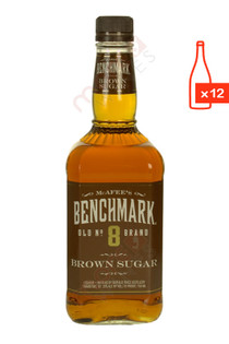 Benchmark Brown Sugar Liqueur 750ml Case FREE SHIP