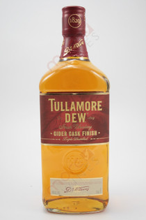 Tullamore Dew Cider Cask Irish Whiskey 750ml