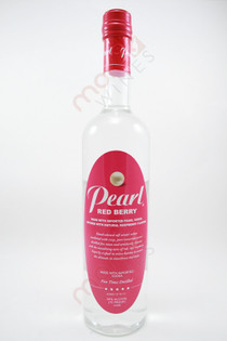 Pearl Red Berry Vodka 750ml